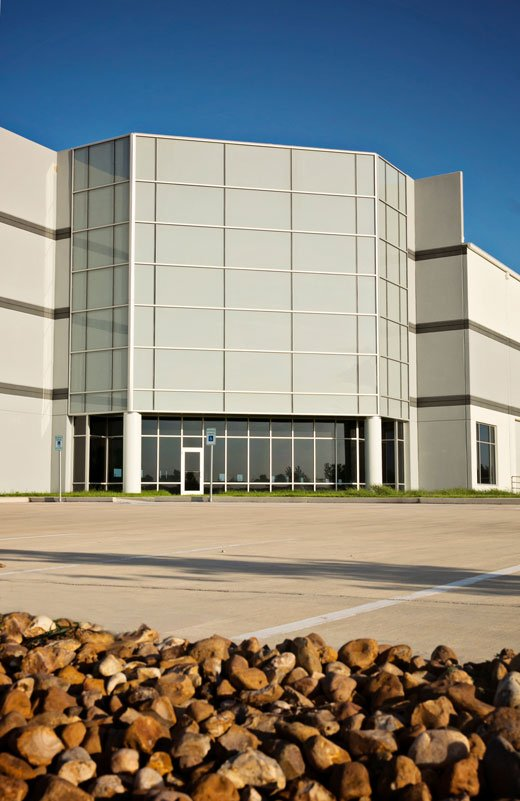 commercial glass & glazing